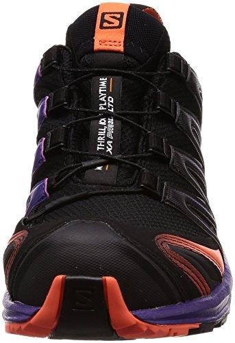 Salomon Damen Xa Pro 3D GTX Ltd W Traillaufschuhe schwarz (Black/Nasturtium/Parachute Purple 000)