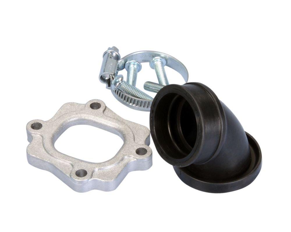Intake Manifold Seal 30/35 mm POLINI 360 for Minarelli horizontal with Dellorto Carburettor