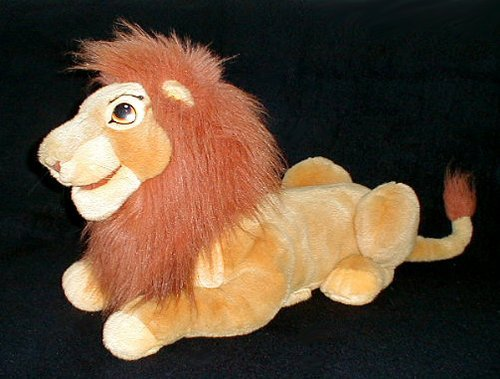 21 Lion King Simba Adult Plush Full Body Puppet by Disney