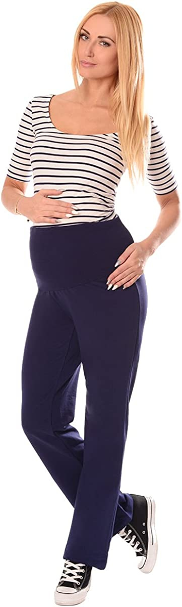 Purpless Maternity Wide Leg Yoga Lounge Gym Pregnancy Trousers Over Bump Belly Support for Pregnant Women 1300