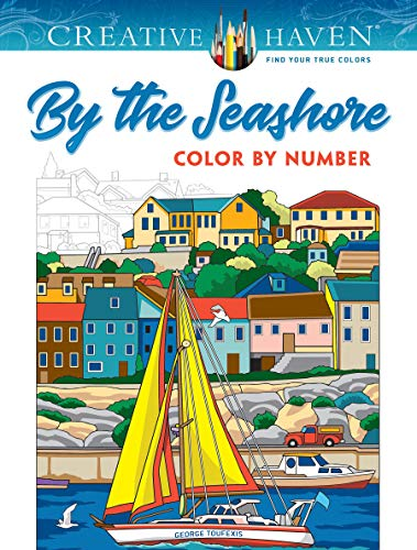 Creative Haven By the Seashore Color by Number