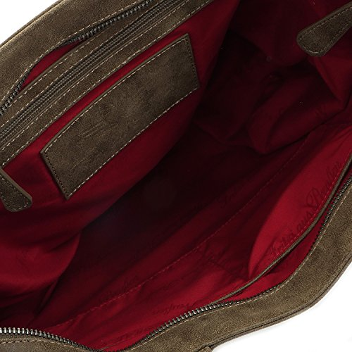 Fritzi aus Preußen Tasche - Alva - Batik Vintage