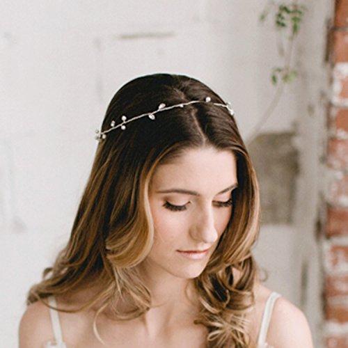 Bridalvenus Wedding Bridal Headband Bridesmaid