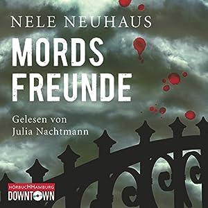 Mordsfreunde (Bodenstein & Kirchhoff 2) Hörbuch