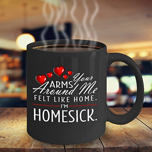 SAYOMEN - Widow Coffee Mug - My Husband In Heaven Mug - Memorial Mug -