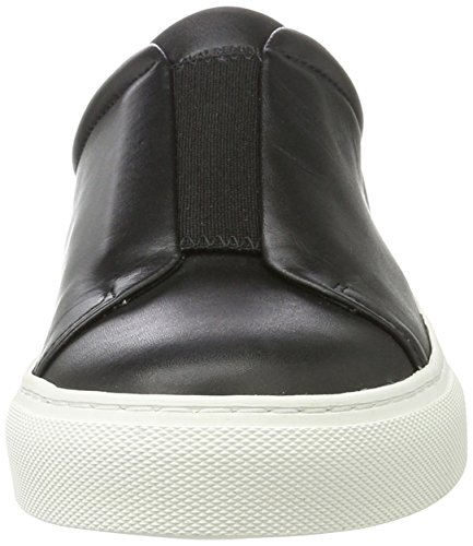 Elpique Baskets Femme Schwarz Black Elastic Derby Republiq Royal 5vIxfq1P