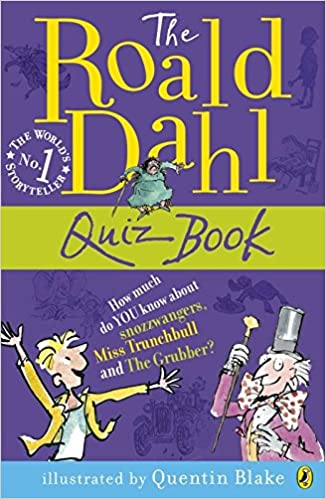 The Roald Dahl Quiz Book Richard Maher Sylvia Bond