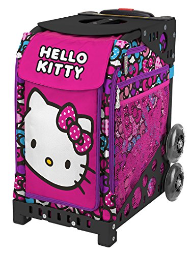 """ZUCA Hello Kitty Bow Party"""" Sport Insert Bag with Frame (..."""