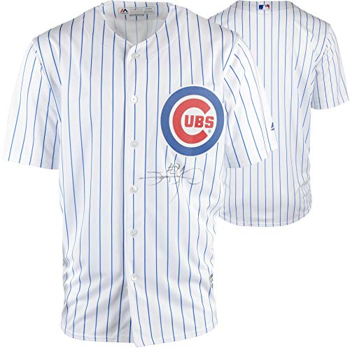 Sammy Sosa Chicago Cubs Autographed Majestic Replica Jersey - Signed on Front - Fanatics Authentic Certified