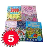 img - for Who's Hiding? - 2000 Mega Things and Who's Hiding in Fairyland Plus More - 5 Book Collection book / textbook / text book
