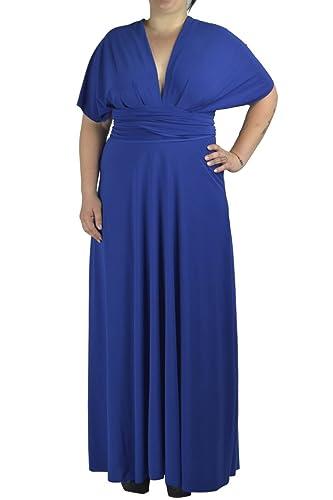 Von Vonni Transformer/Infinity Dress Plus Size XL-3X sizes