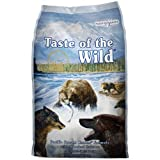 #6: Taste of the Wild Dry Dog Food, Pacific Stream Canine Formula with Smoked Salmon, 30-Pound Bag