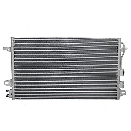Chrysler A/c Condenser (AC A/C Condenser Cooling Assembly Replacement Dodge Chrysler Van)