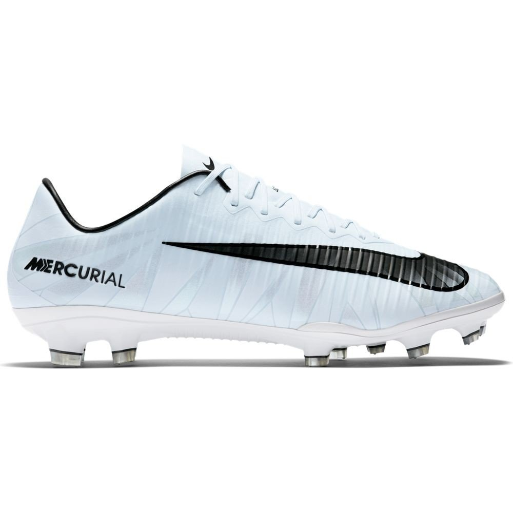 Nike Mercurial Vapor XI CR7 (FG) Men's Firm-Ground Football Boot - Blau Tint schwarz-Weiß-Blau Tint