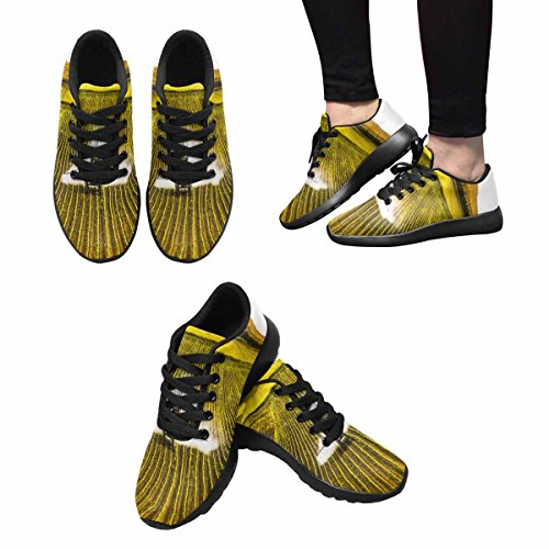 Interestprint Femmes Jogging Running Sneaker Léger Aller Facile Confort De Marche Sport Chaussures De Course Multi 12