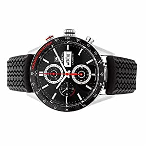 Tag Heuer Carrera automatic-self-wind mens Watch CV2A1F.FT6033 (Certified Pre-owned)