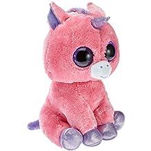 Ty Beanie Boos Magic Unicorn Plush, Pink, Large