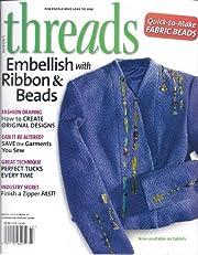 Taunton's Threads (March 2014 - Issue 171)…