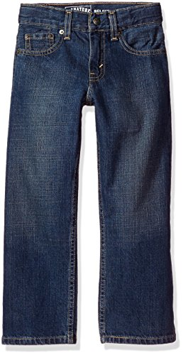 Signature by Levi Strauss & Co. Gold Label  Boys Relaxed Fit Jeans, Shortstop, 8 ()