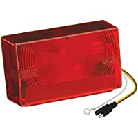Wesbar 403025 Submersible Tail Light, Over 80 Wide Trailer, Left/Roadside by Wesbar
