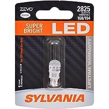 SYLVANIA ZEVO 2825 T10 W5W White LED Bulb (Pack of 1)