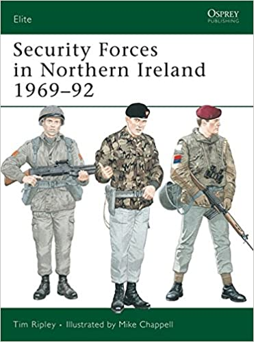 92 Security Forces in Northern Ireland 1969