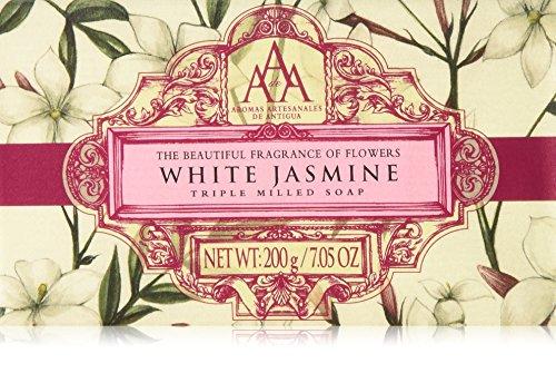 AAA Floral - Soap - White Jasmine - 200 g /7 oz (White Jasmine)