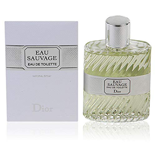 - Eau Sauvage By Christian Dior For Men. Eau De Toilette Spray 1.7 Oz.