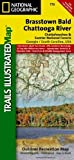 778- Brasstown Bald / Chattooga River, GA/SC (Ti - Other Rec. Areas) by National Geographic Maps (2009) Map