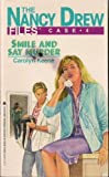 Smile and Say Murder, Carolyn Keene, 0671645854