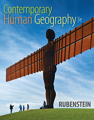 Contemporary Human Geography: Conte Hum Geog PDF_2d _3
