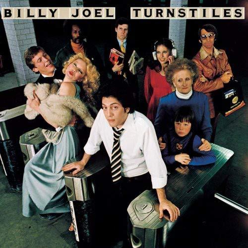 Turnstiles: Billy Joel: Amazon.es: Música