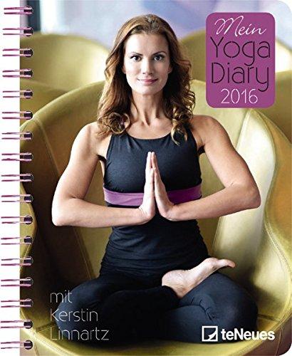 Mein Yoga Diary 2016