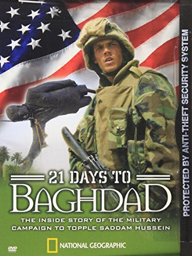 National Geographic 21 Days Baghdad