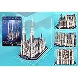 3D Puzzle - Saint Patrick's Cathedral: 117 pc
