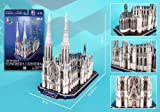 Daron St. Patrick's Cathedral 3D Puzzle 117-Piece