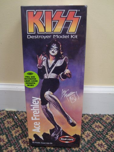 kiss-destroyer-model-kit-ace-frehley-sealed-in-box-1998