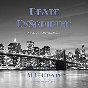 Death Unscripted Audiobook