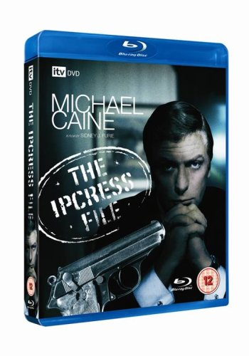 The Ipcress File Edizione: Regno Unito Reino Unido Blu-ray: Amazon.es: Ipcress File: Cine y Series TV