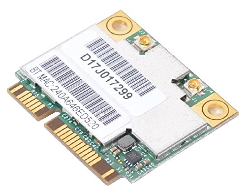 ASUS Replacement Wireless Card with A/B/G/N/AC Band Support + Bluetooth Part # (Asus Part Number)