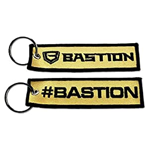 Amazon.com: BASTION Tactical - Llavero bordado - Colección ...