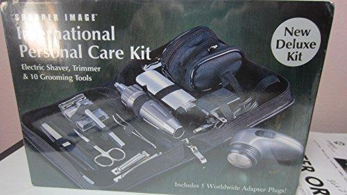 Sharper Image International Personal Care Deluxe Kit Dm940