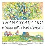 Thank You, God!, Judyth Groner and Madeline Wikler, 1580131018