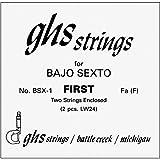 GHS Bajo Sexto First Pair Guitar Strings