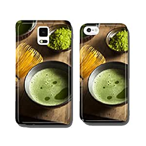 Organic Green Matcha Tea cell phone cover case iPhone5