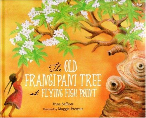 The Old Frangipani Tree at Flying Fish ()