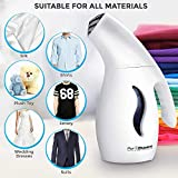 PurSteam Garment Steamer For Clothes, Powerful