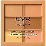 NYX PROFESSIONAL MAKEUP Conceal Correct Contour Palette - Medium