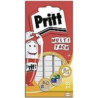 Pritt Multitack, 65 masillas adhesivas multiusos, removible