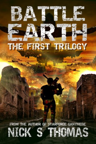 Battle Earth: The First Trilogy by [Thomas, Nick S.]